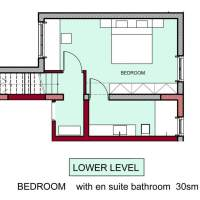 New Maisonette - Lower Level