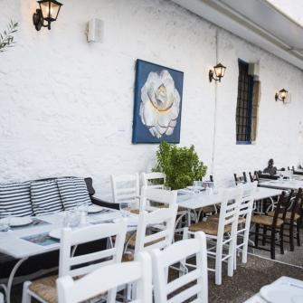 Orloff Restaurant Spetses