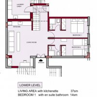 Lower Level - Floor Plan